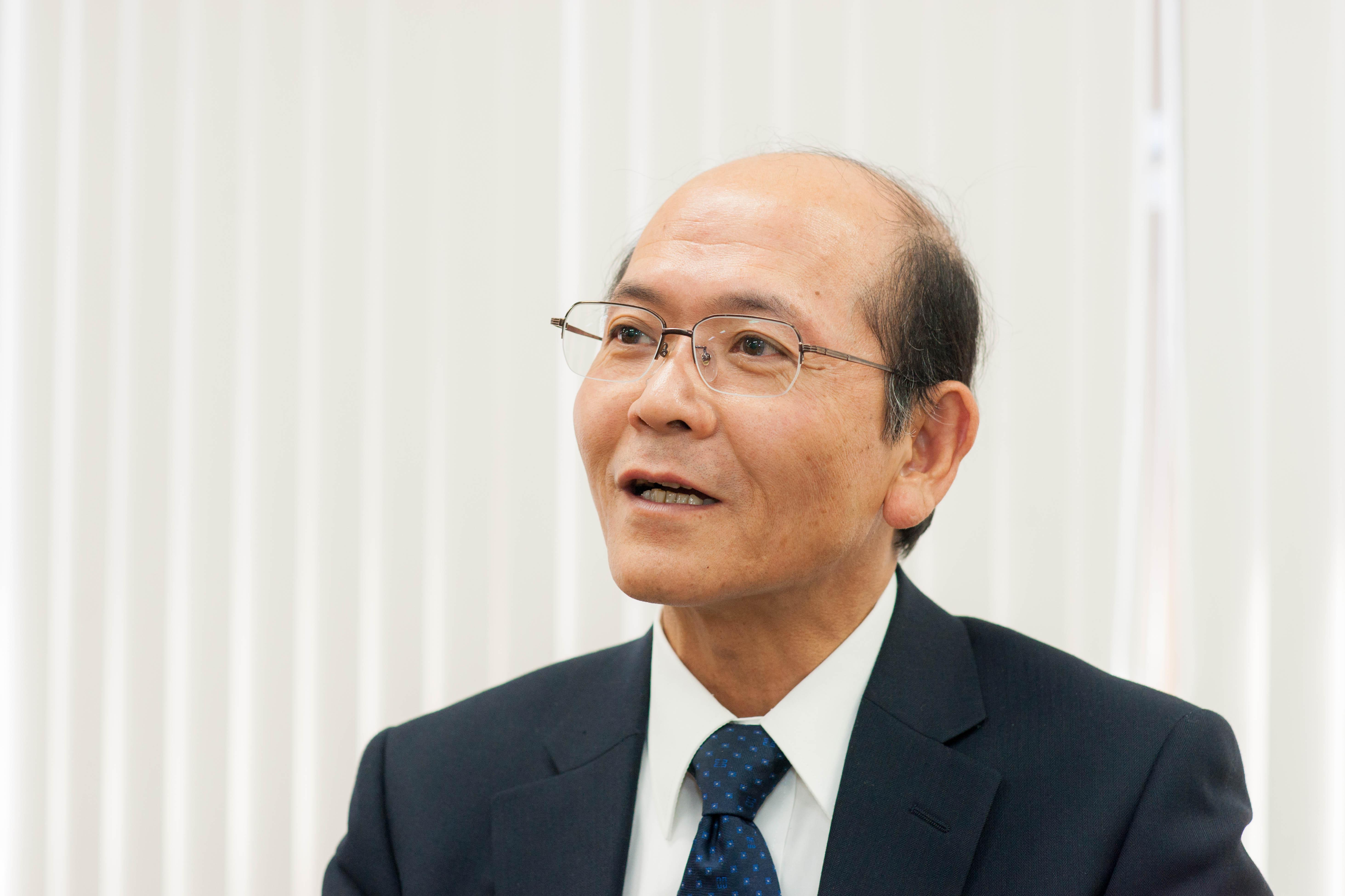 日本アレフ 管理部長 小野 様