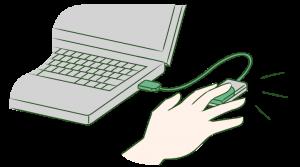 指紋リーダー(PC接続)